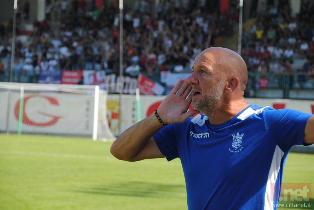 Ottavio Palladini, allenatore della Vastese