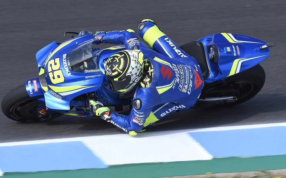 Iannone settimo nelle qualifiche a Jerez in Spagna