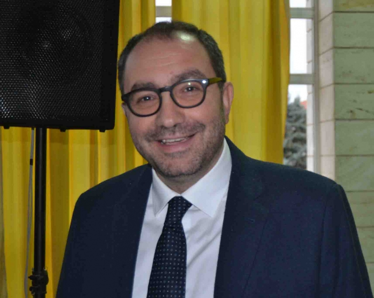 L'avvocato Vittorio Melone, presidente dell'Ordine Forense di Vasto