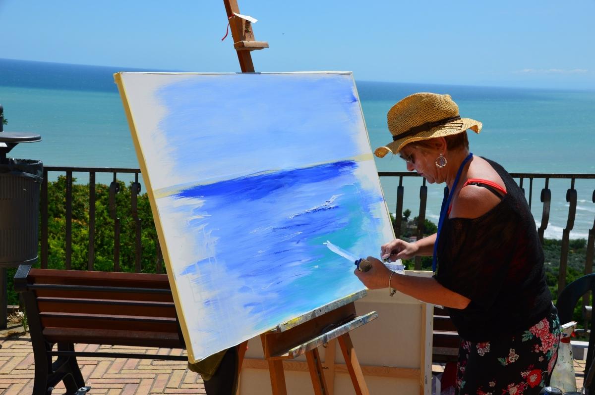 Il piacere di dipingere