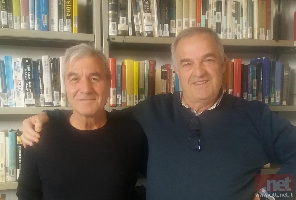 Gabriele Di Lallo e Giovanni Timpone
