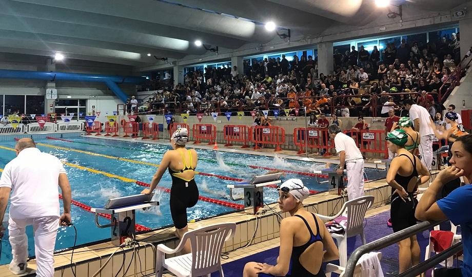 Piscina Comunale Vasto.Coppa Tokio 2020 Di Nuoto Domenica L Appuntamento Alla