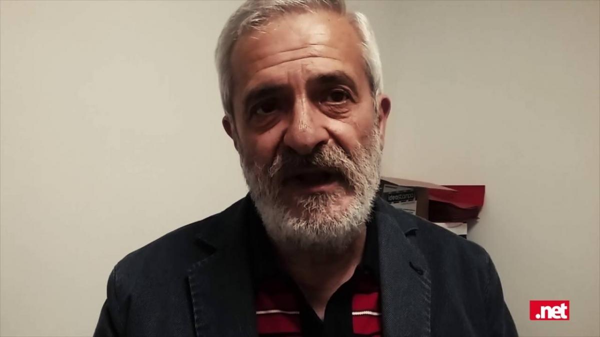 Il presidente della Sasi Gianfranco Basterebbe