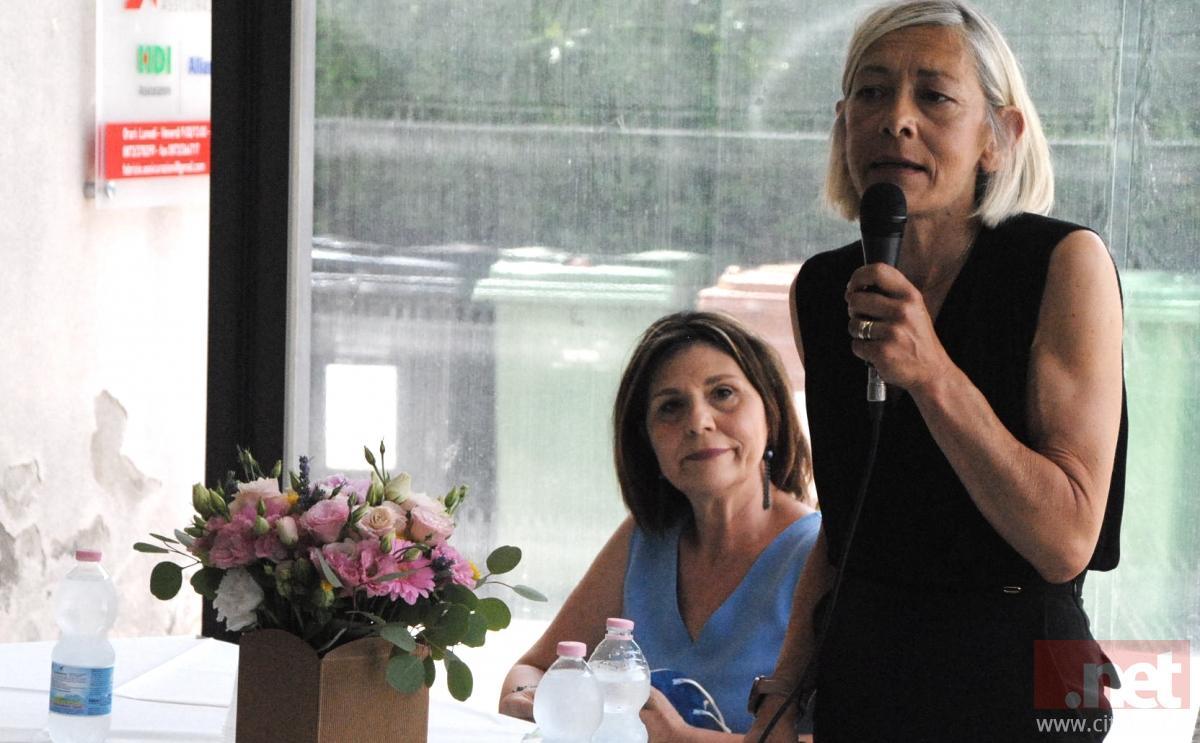 Alessandra Notaro e Alessandra Cappa